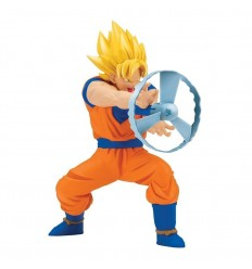 Figuras kamehameha dragon ball goku super sayan
