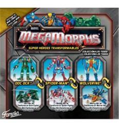 Mega morphs 1