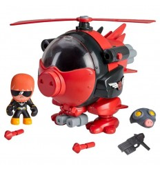 Mutant buster mutantcopter