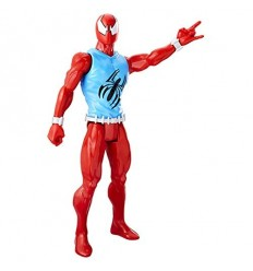 Spiderman Scarlet Spider Titan Hero