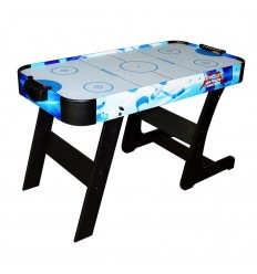 Air hockey plegable 122x60,5x71 cm pl2050