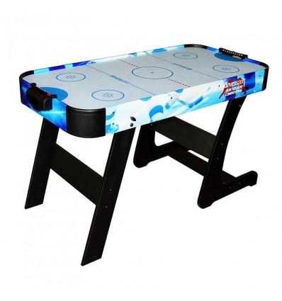 Air hockey plegable 122x60,5x71 cm pl2050