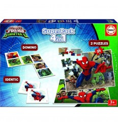 Educa superpack spiderman