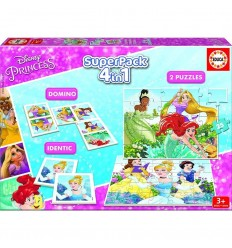 Educa superpack disney princess