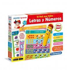 Boli interactivo letras y numeros