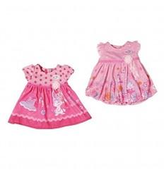 Vestido coleccion baby born (precio de la unidad)
