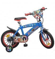 """Bicicleta 14"""" yo kai watch"""