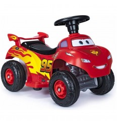 Quad Cars lightning mcqueen 3 6v.
