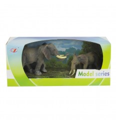 Pack 2 animales Elefantes