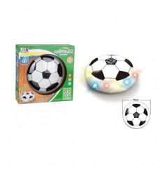 Puck de futbol con luz y sonido