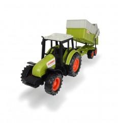 Class tractor con trailer