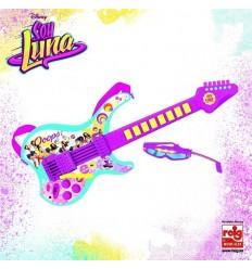 Guitarra electrica soy luna