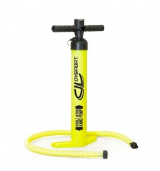 Double action hand pump wh011