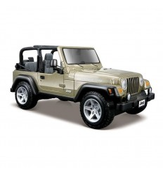 Jeep wrangler rubicon 1:24
