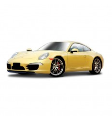 Porsche 911 carrera s escala 1:24 /color aleatorio