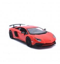 Lamborghini aventador lp 750-4 sv 1:24 color aleat