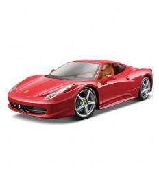 1/24 ferrari race&play 458 italia color aleatorio