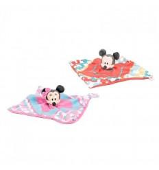 Disney baby mickey y minie conforter (precio unidad)