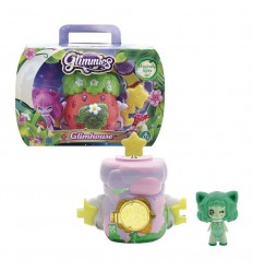 Glimmies casita + figura exclusiva