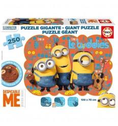 Puzzle 250 gigante minions