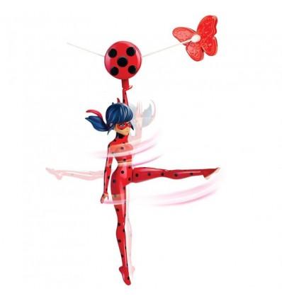 Ladybug figura de accion con Tirolina 19 cm