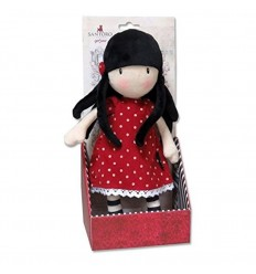 Muñeca de trapo 30 cm new heights gorjuss