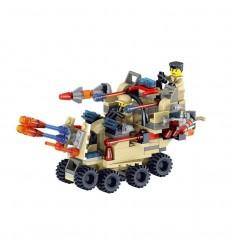 Bloques construccion militar (precio unidad)
