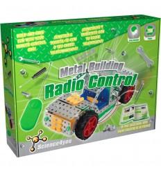 Metal building radio control