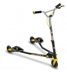 Scooter z7 negro - amarillo 2221100