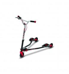 Scooter z7 negro - rojo 2221000