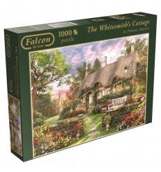 Puzzle jumbo 1000 the whitesmith cottage
