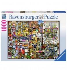 Puzzle 1000 pz colin thompson inventiva