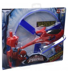 Helicoptero rescate spiderman