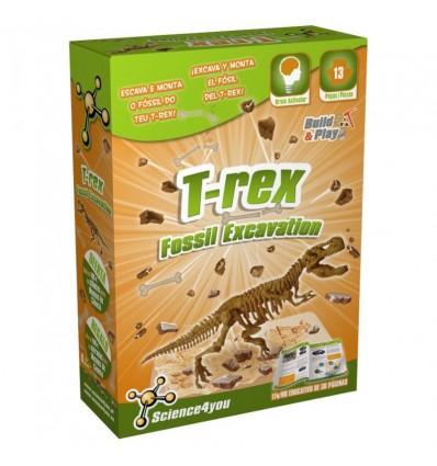 Excavaciones t-rex