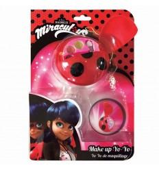 Yoyo de Maquillaje Ladybug