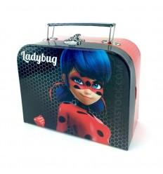 Joyero maletin ladybug