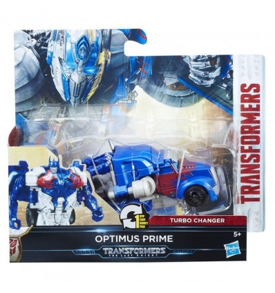 Transformers un paso turbo changers optimus prime