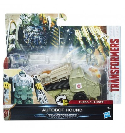 Transformers un paso turbo changers autobot hound
