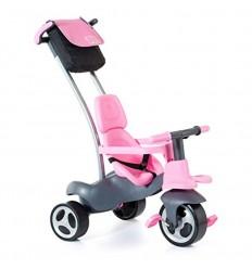Triciclo infantil Urban Trike Soft Control Rosa