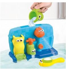 Centro de diversión para el Baño