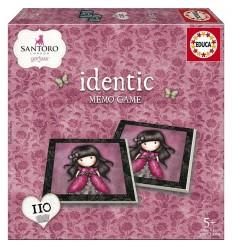 Identic gorjuss 110 cartas