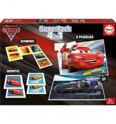 Educa superpack cars 3