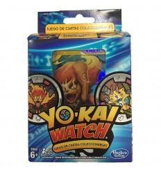 Yokai watch pack introduccion flamileon