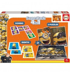 Educa superpack despicable minions