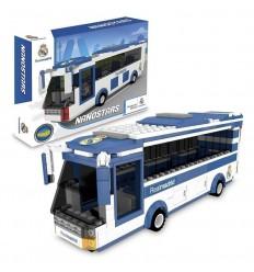 Nanostar autobus real madrid