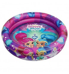 Piscina 90 cm shimmer and shine