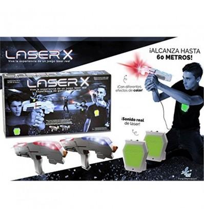 Pistola Laser X Doble