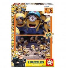 Puzzle 2x50 despicable me 3