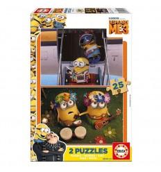 Puzzle 2x25 despicable me 3
