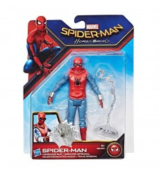 Spiderman web city fig. 15 cm traje original